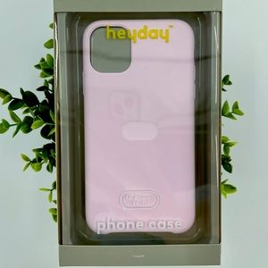 HeyDay | IPhone XR, IPhone 11 Soft Pink Case